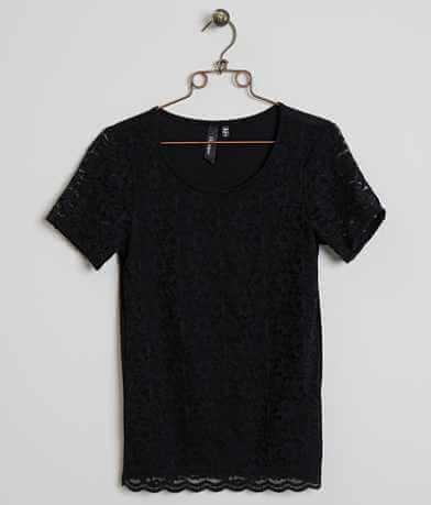 BKE Boutique Lace Top
