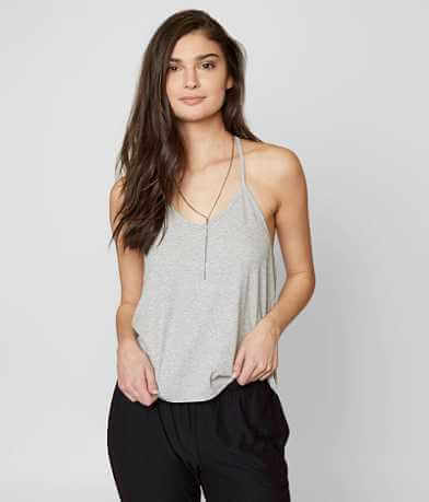 grehy Ribbed Tank Top
