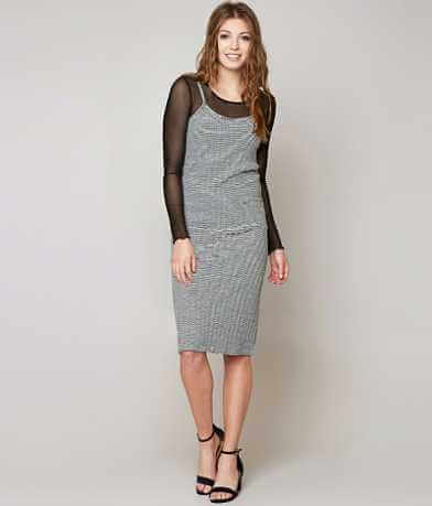 grehy Midi Dress