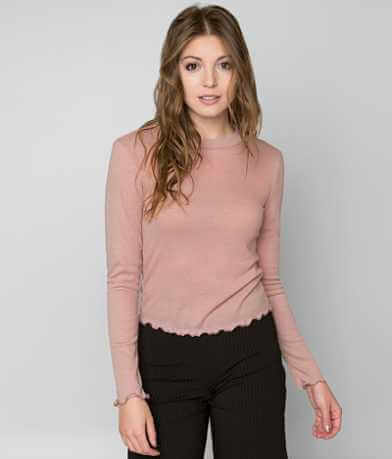 grehy Ribbed Top