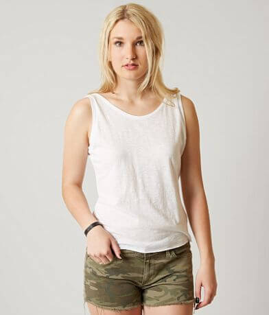 Gilded Intent Twisted Tank Top