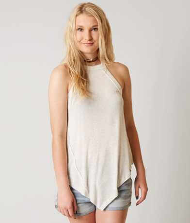 Gilded Intent High Neck Tank Top