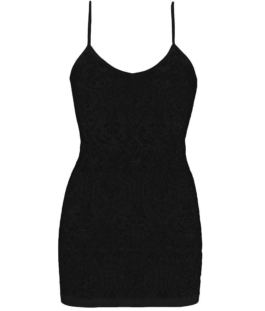 Gimmicks by BKE Seamless Tank Top front view
