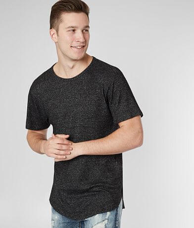 Nova Industries Waffle Knit T-Shirt