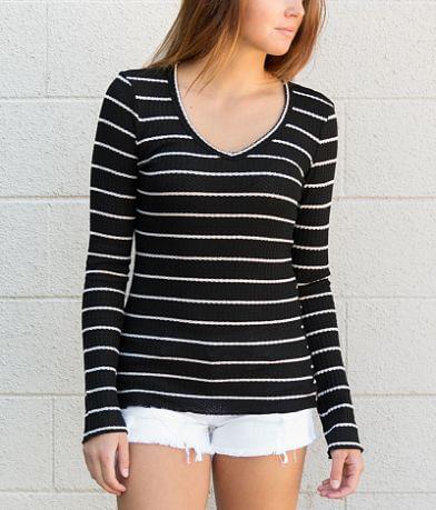 BKE Striped Top