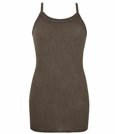 BKE core Washed Tank Top