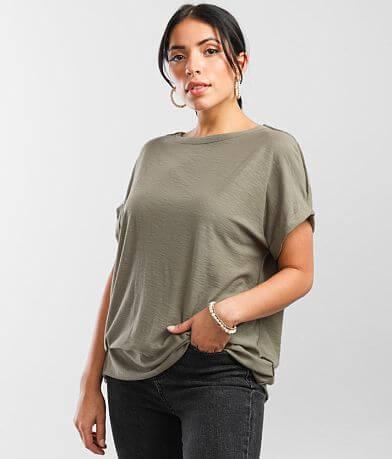 BKE Slub Knit T-Shirt
