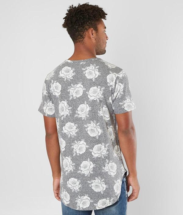 T Floral Nova Nova Shirt Industries Industries wtPIrPq