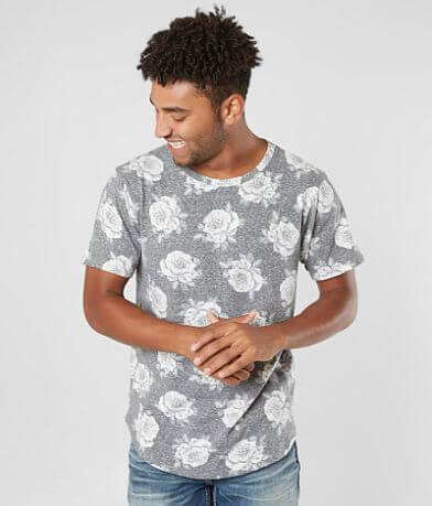 Nova Industries Floral T-Shirt