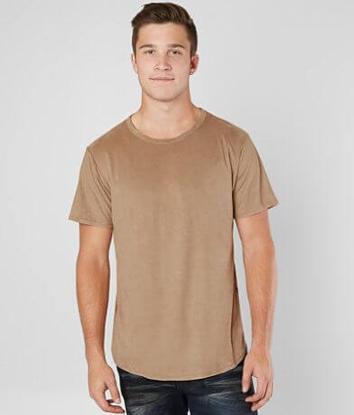 Nova Industries Faux Suede T-Shirt