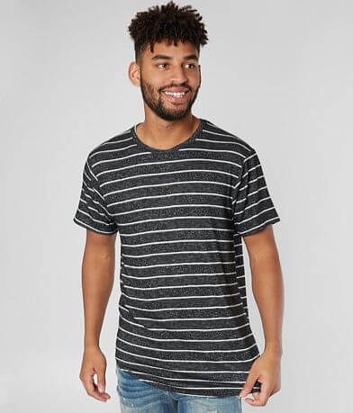 Nova Industries Striped Long Body T-Shirt
