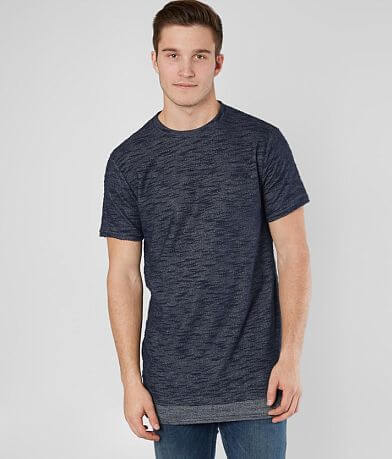 Nova Industries Layered French Terry T-Shirt