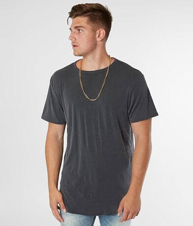 Nova Industries Textured Long Body T-Shirt