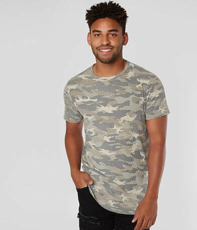Nova Industries Ribbed Long Body T-Shirt