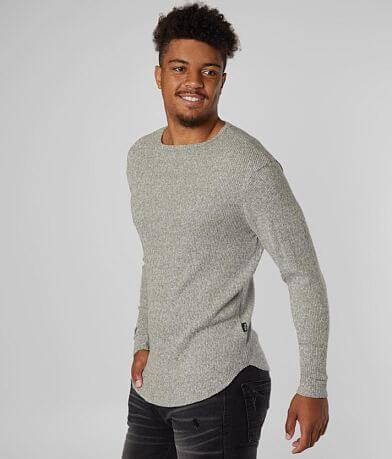 Nova Industries Brushed Fleece Long Body T-Shirt
