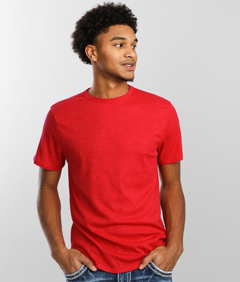 Nova Industries Long Body T-Shirt front view