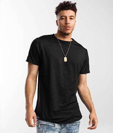 Nova Industries Butter Jersey Long Body T-Shirt