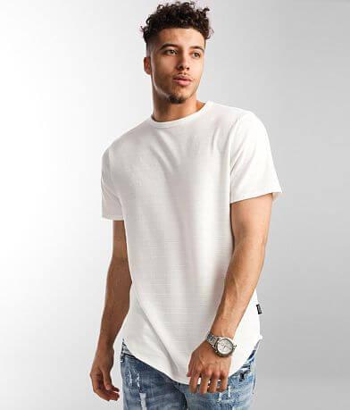 Nova Industries Waffle Long Body T-Shirt