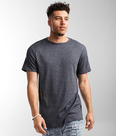 Nova Industries Ribbed Long Body T-Shirt