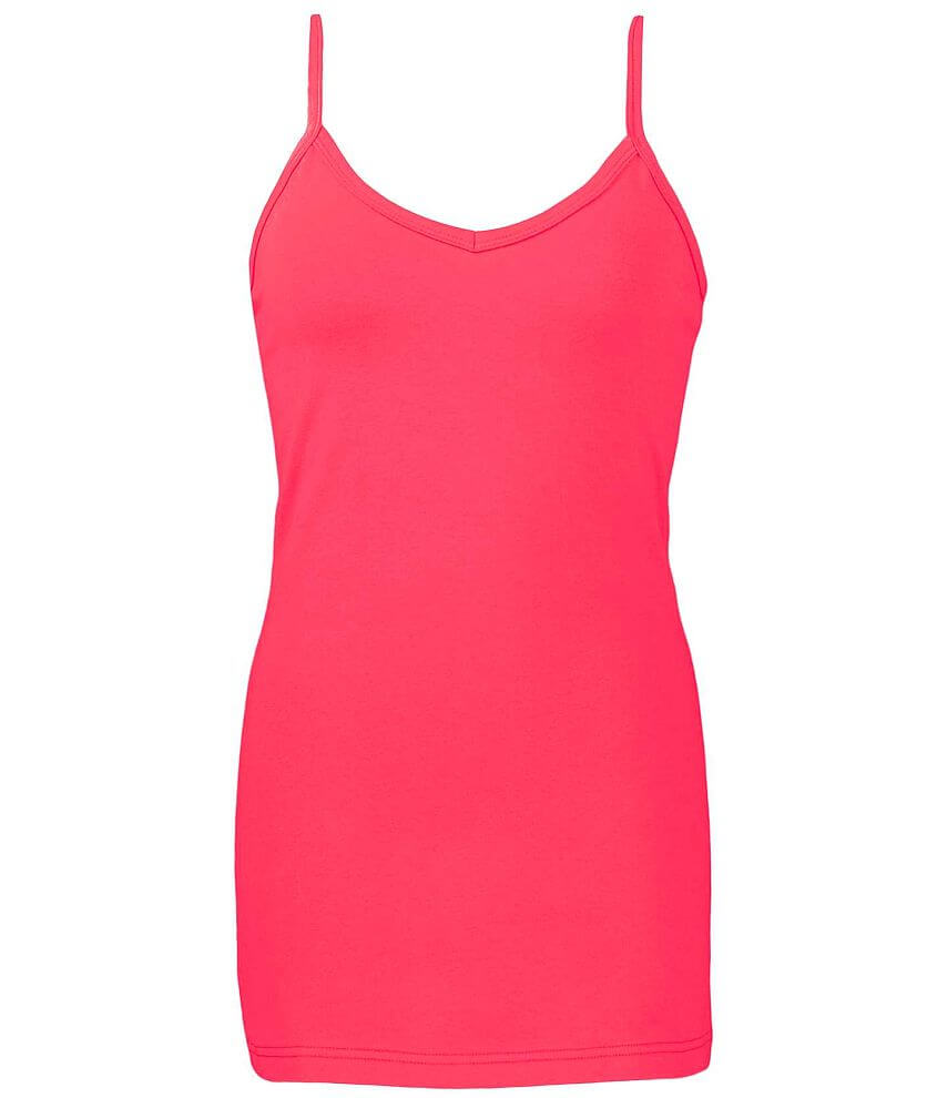 BKE V-Neck Tank Top front view