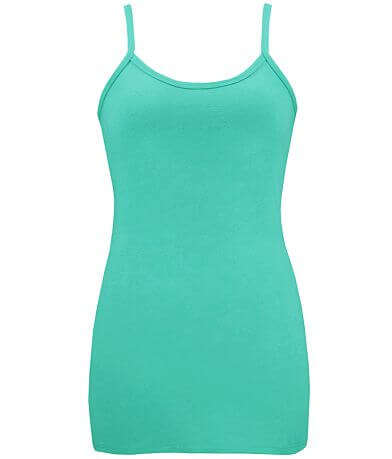 BKE Long Strappy Tank Top
