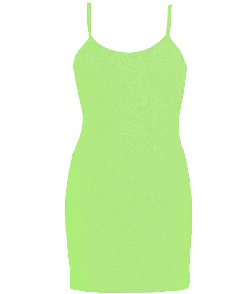 BKE Extra Long & Lean Tank Top front view