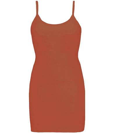 BKE V-Neck Extra Long & Lean Tank Top