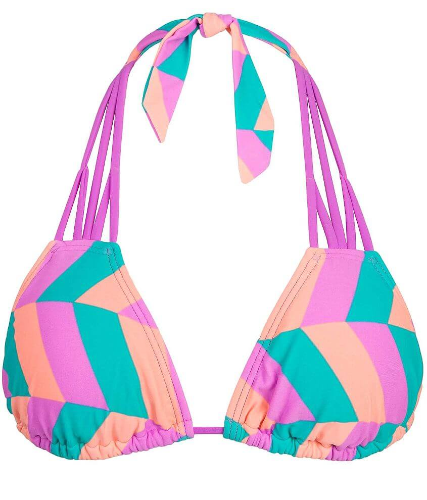 Gossip Collection North Shore Swimwear Top front view