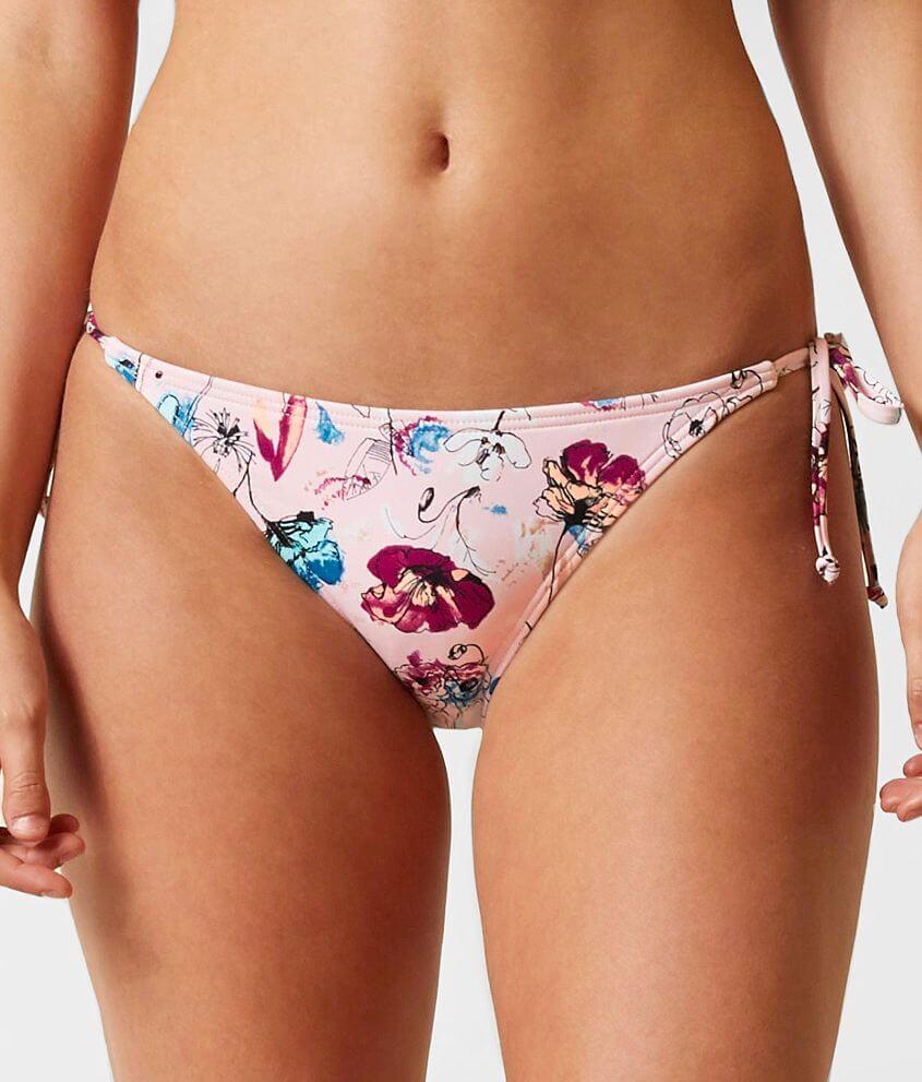 Bikini Lab Bouquet To You Swimwear Bottom front view