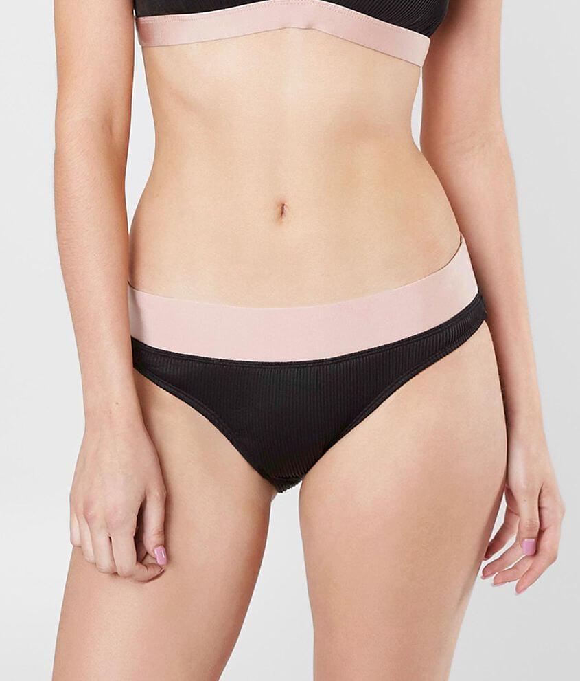 Bikini Lab Pleated Swimwear Bottom front view