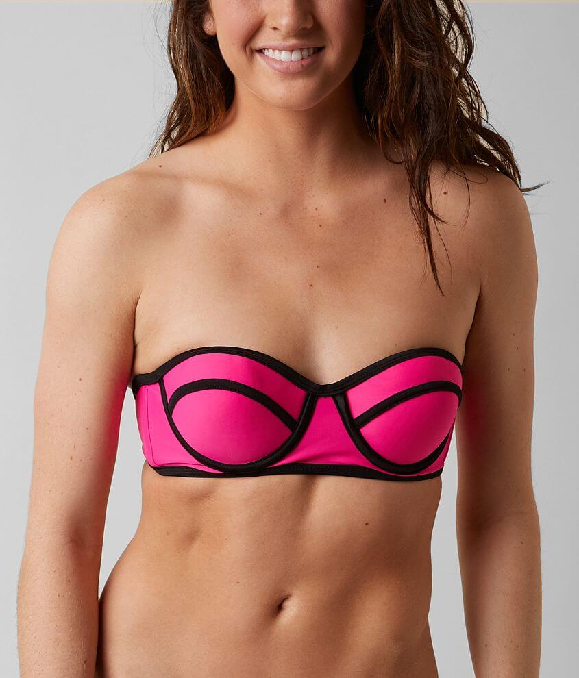 Hobie Neon Swimwear Top