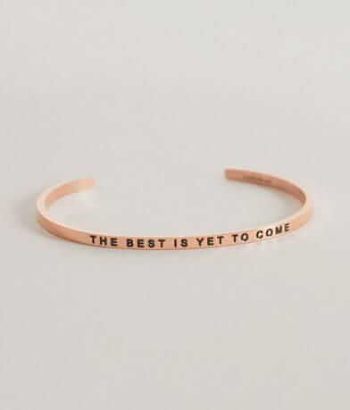 MantraBand® The Best Is Yet To Come Bracelet