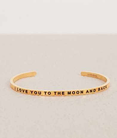 MantraBand® Love You To The Moon Bracelet