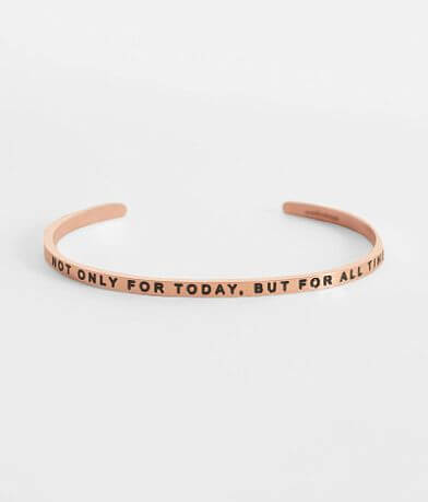 MantraBand® Not Only Today All Time Bracelet