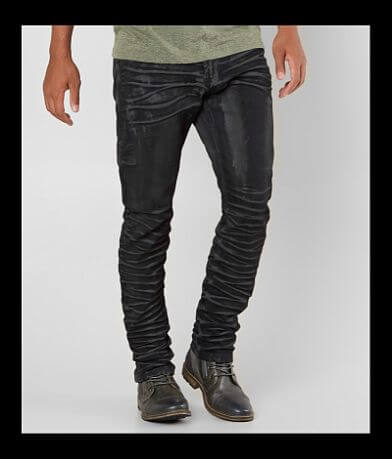 R.sole Coated Skinny Stretch Jean