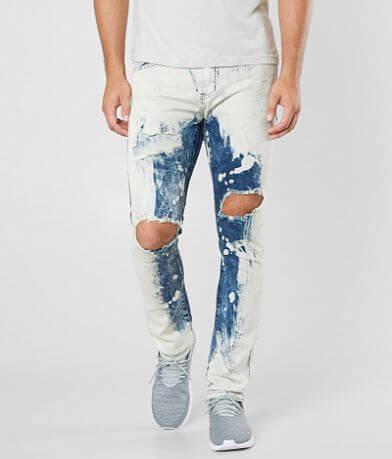 R.sole Bleached Skinny Stretch Jean