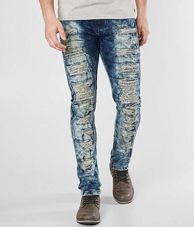 R.sole Destructed Skinny Stretch Jean