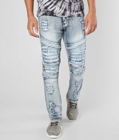 R.sole Moto Skinny Stretch Jean