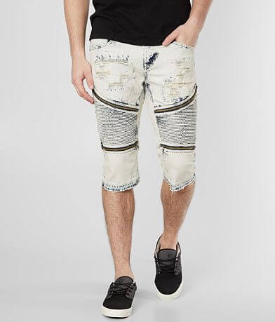 R.sole Acid Moto Stretch Short