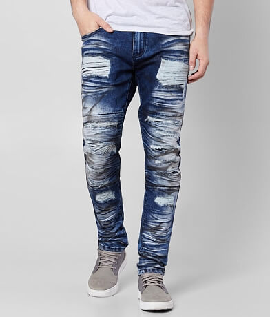 R.sole Pigment Washed Skinny Stretch Jean