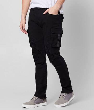 R.sole Cargo Skinny Stretch Jean