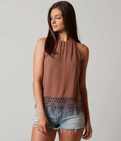 Daytrip Lace Tank Top