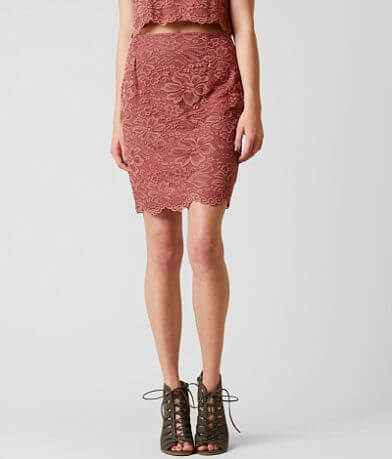 willow & root Lace Skirt