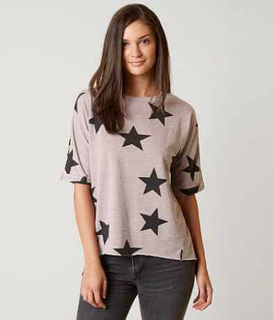Modish Rebel Star Sweatshirt