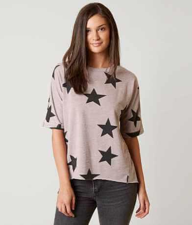 Modish Rebel Star Sweatshirt