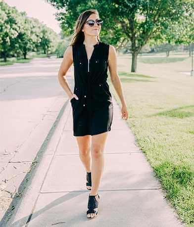 Daytrip Studded Tank Dress