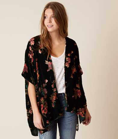 Daytrip Burnout Cardigan