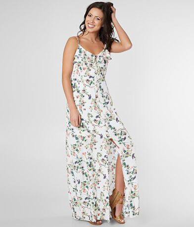 dd279c0f2a9 Daytrip Floral Print Maxi Dress