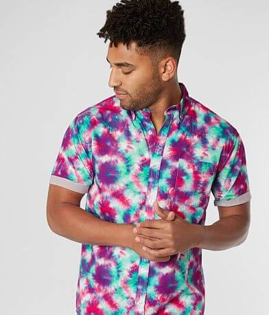SUPER MASSIVE Poplin Woven Shirt