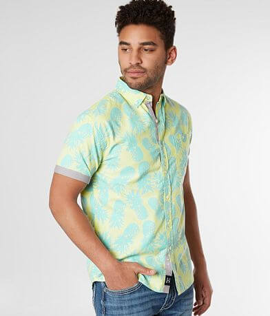 Artistry in Motion Oxford Shirt